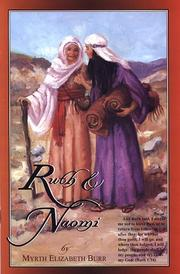 Cover of: Ruth & Naomi