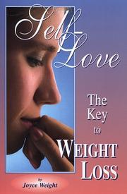 Cover of: Self-Love ; The Key to Weight Loss