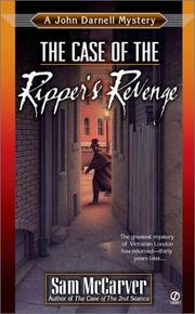 Cover of: case of the Ripper