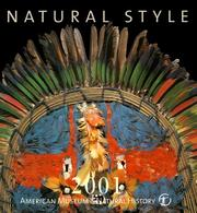 Cover of: Natural Style 2001