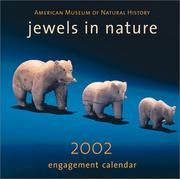 Cover of: Jewels in Nature 2002 Engagement Calendar