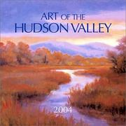 Cover of: The Art of the Hudson Valley 2004 Calendar | The New York Public Library