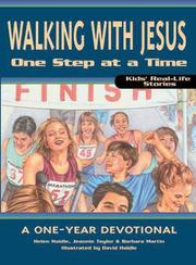 Cover of: Walking With Jesus One Step at a Time