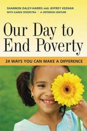 Cover of: Our Day to End Poverty | Shannon Daley-Harris, Jeffrey Keenan