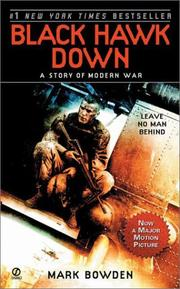 Cover of: Black Hawk Down (Movie Tie-in)