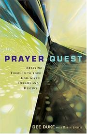 Cover of: Prayer Quest