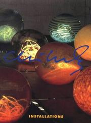 Cover of: Chihuly |