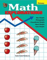 Cover of: Math Explorations