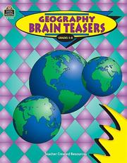 Cover of: Geography Brain Teasers