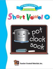 Cover of: Short Vowel O Workbook | DONA HERWECK RICE