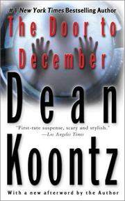 The Door to December by Dean Ray Koontz