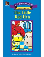 Cover of: The Little Red Hen Easy Reader