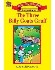 Cover of: The Three Billy Goats Gruff Easy Reader