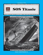 Cover of: A Guide for Using SOS Titanic in the Classroom
