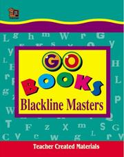 Cover of: Blackline Masters Book for Go Books