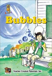 Cover of: Bubbles | TEACHER CREATED RESOURCES