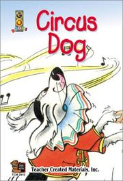 Cover of: Circus Dog | TEACHER CREATED RESOURCES
