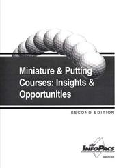 Miniature and Putting Courses by