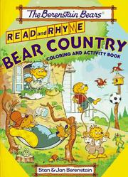 Cover of: Read and Rhyme Bear Country (Family Time) | Stan Berenstain