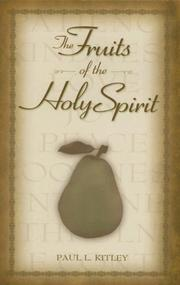 Cover of: The Fruits of the Holy Spirit