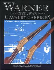 Cover of: Warner Civil War Cavalry Carbines