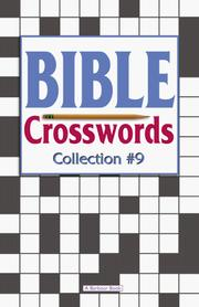 Bible Crosswords Collection