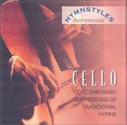 Cover of: Hymnstyles-Cello-Cd (Hymnstylesãinstrumental)