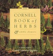 Cover of: Cornell Book of Herbs and Edible Flowers | MacKin