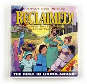 Cover of: Reclaimed! Vol. 6 (The Bible in Living Sound) |