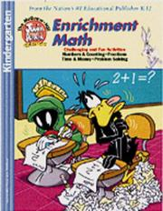 Cover of: Enrichment Math: Challenging and Fun Activities  |