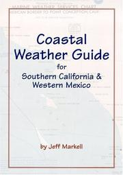 Cover of: Coastal Weather Guide for Southern California & Mexico