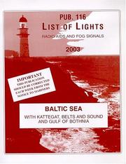 Cover of: List of Lights 116