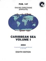 Cover of: PUB147, 2004 Sailing Directions