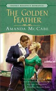 Cover of: The golden feather | Amanda McCabe