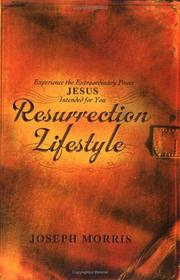 Cover of: Resurrection Lifestyle