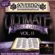 Cover of: Ultimate Bible Games
