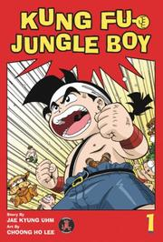 Cover of: Kung Fu Jungle Boy 1