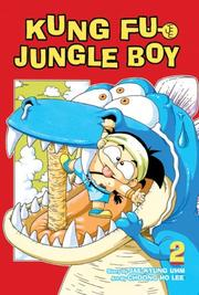Cover of: Kung Fu Jungle Boy 2 | Jae Kyung Uhm