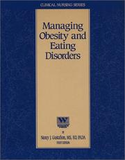 Cover of: Managing Obesity and Eating Disorders (Nursing CEU Course)