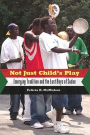 Cover of: Not Just Child's Play