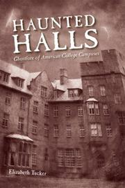 Cover of: Haunted Halls