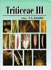 Cover of: Triticeae III