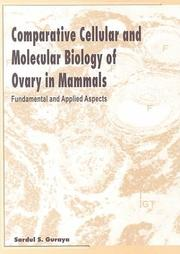 Cover of: Comparative Cellular and Molecular Biology of Ovary in Mammals