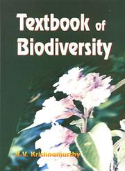 Cover of: Text Book of Biodiversity