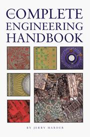 Cover of: The Complete Engineering Handbook