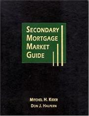Cover of: Secondary Mortgage Market Guide