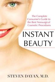 Cover of: Instant Beauty
