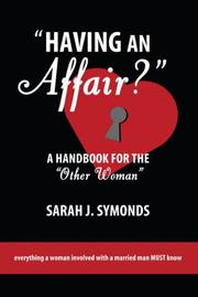 Cover of: Having an Affair?