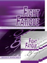 Cover of: Fight Fatigue