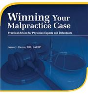 Cover of: Winning Your Malpractice Case